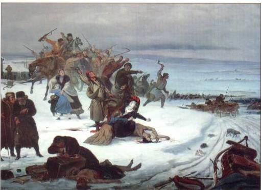 W 160 Tą Rocznicę Rabacji Galicyjskiej